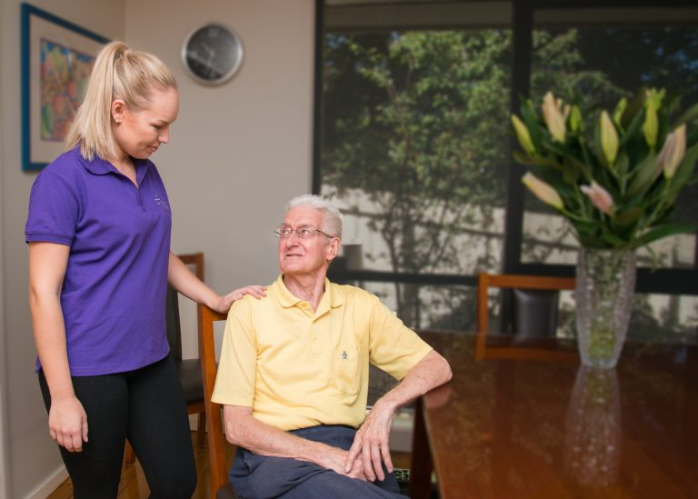 Overcoming Resistance to Receiving Home Care