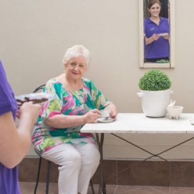 Accessing Services from an in-home Care Agency