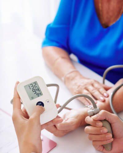 Nursing and medical care