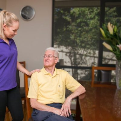 Overcoming resistance to receive home care